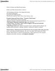 FILM 1701 Lecture Notes - Fernando Solanas, Octavio Getino, Auteur Theory