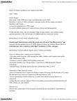 FILM 1701 Lecture Notes - White Flight, Picaresque Novel, Sync Sound