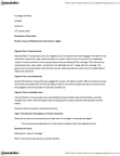 SOCB49H3 Lecture Notes - Conspicuous Consumption, Muhamma, 6 Years