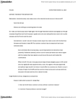 POL101Y1 Lecture Notes - Euratom Treaty