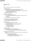 NESC 3227 Lecture Notes - Mild Cognitive Impairment, Entorhinal Cortex, Amnesia