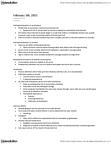 NESC 3237 Lecture Notes - Nicotinic Acetylcholine Receptor, Vomiting, Behaviour Therapy