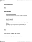 BUSM 2200 Lecture Notes - Problem Solving, Hierarchical Organization