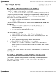 ECON 102 Lecture Notes - Black Market, Disposable And Discretionary Income, Thrice