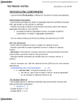 ECON 102 Chapter Notes - Chapter 22: Unemployment Benefits
