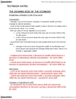 ECON 102 Chapter Notes - Chapter 23: Shortage, Aggregate Supply, Potential Output