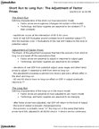 ECON 102 Chapter Notes - Chapter 24: Aggregate Demand, Macroeconomic Model, Demand Shock