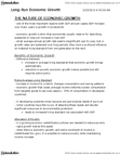 ECON 102 Chapter Notes - Chapter 26: Shortage, Capital Accumulation, Opportunity Cost