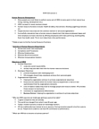 MHR 523 Lecture Notes - Job Rotation, Fax, Cost Leadership
