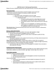 MHR 523 Lecture Notes - Lecture 4: Employment Equity (Canada), Fide, Canadian Human Rights Act