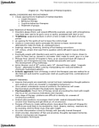 PSYCH 3CB3 Chapter Notes - Chapter 18: Nocturnal Enuresis, Prefrontal Cortex, Reinforcement