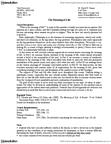 PHIL 1100 Study Guide - Arthur Schopenhauer, Dime (United States Coin), Fingerpaint