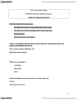 ECON 103 Lecture Notes - Economic Efficiency, Information Market, Opportunity Cost