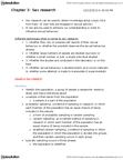 Psychology 2075 Chapter Notes - Chapter 3: Human Sexuality, Convenience Sampling, Foreplay