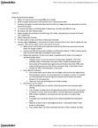 ENVS 4012 Lecture Notes - Lecture 3: Disinfectant, Water Cycle, Aquifer