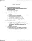 LWSO 201 Lecture Notes - Agnosticism, Social Forces, The Communist Manifesto