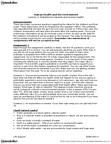 ENVS 4012 Lecture Notes - Lecture 3: Tap Water, Disinfectant, Calcium Sulfate