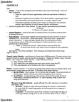 46-355 Chapter Notes -Generalized Anxiety Disorder, Panic Disorder, Panic Attack