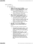 46-355 Lecture Notes - Panic Attack, Panic Disorder, Generalized Anxiety Disorder
