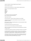 46-355 Chapter Notes - Chapter 10: Purim, Psychoactive Drug, Reinforcement