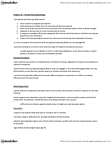 PSYC31H3 Lecture Notes - Fluid And Crystallized Intelligence, Neuropsychology, Mental Event