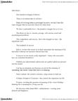 PHIL 1100 Lecture Notes - John Stuart Mill