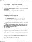 PSYC 356 Chapter Notes - Chapter 12: Circadian Rhythm Sleep Disorder, Parasomnia, Sleep Disorder