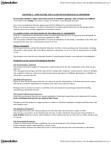 PSYA02H3 Chapter Notes - Chapter 17: Obsessive–Compulsive Disorder, Somatic Symptom Disorder, Panic Disorder