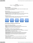COMM 131 Chapter Notes - Chapter 1: Marketing Myopia, Market Segmentation, Marketing Management