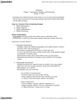 COMM 131 Chapter Notes - Chapter 7: Lgbt, Marketing Mix, American Express