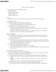 Psychology 2115A/B Lecture Notes - Biological Neural Network, Inhibitory Postsynaptic Potential, Membrane Potential