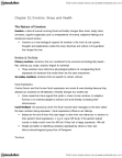 PS102 Study Guide - Autonomic Nervous System, Prefrontal Cortex, Mirror Neuron