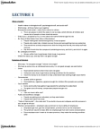 PSYC 3170 Study Guide - Final Guide: Cognitive Behavioral Therapy, Fundamental Attribution Error, Elaboration Likelihood Model