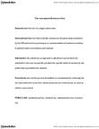 CRIM 1116 Lecture Notes - Lex Fori, Private Law, Procedural Law