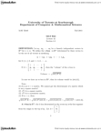 MATB24H3 Lecture Notes - Symmetric Matrix, Parallelogram, Linear Map