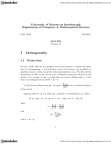 MATB24H3 Lecture Notes - Orthogonal Complement, Dot Product, Proa