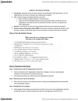 MHR 523 Chapter Notes - Chapter 2: Occupational Information Network, Job Analysis, Job Performance