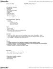 PSYC 2301 Lecture Notes - Health Belief Model, Periodontitis, Impulsivity