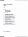 PSYC 2301 Lecture Notes - Lecture 3: Melanoma, Colorectal Cancer, Prostate Cancer