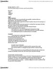 PHIL 2500 Lecture Notes - Feminist Epistemology, Crazy Bitch, Kantian Ethics