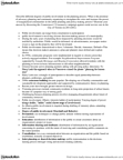 POLC71H3 Study Guide - Final Guide: Community Organizing, Social Exclusion, Shared Decision-Making In Medicine