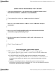 HLTC05H3 Study Guide - Final Guide: Aids, Syndemic, Millennium Challenge Corporation