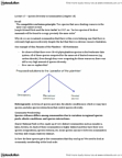 BIOB50H3 Lecture Notes - Lecture 17: Species Pool, Niche Differentiation, Species Richness