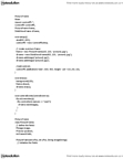 IAT 265 Study Guide - Final Guide: Dynamic Array