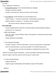 PSYC 1002 Lecture Notes - Cognitive Behavioral Therapy, Generalized Anxiety Disorder, Electroconvulsive Therapy