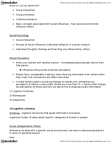 PSYC 1002 Lecture Notes - Social Perception, Stereotype, Collective Behavior