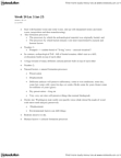 CLST 129 Lecture Notes - Biodegradation, Killer Whale