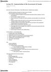 CMST 1A03 Lecture Notes - Lecture 18: Publicaffairs, Project Management