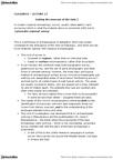 CLA260 - LECTURE 22.doc