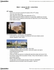 FAH101H1 Lecture Notes - Lecture 3: Ancient Egyptian Architecture, Victorian Architecture, Renaissance Revival Architecture